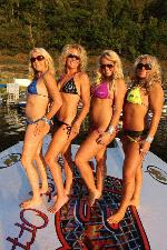 Hot Boating Babes